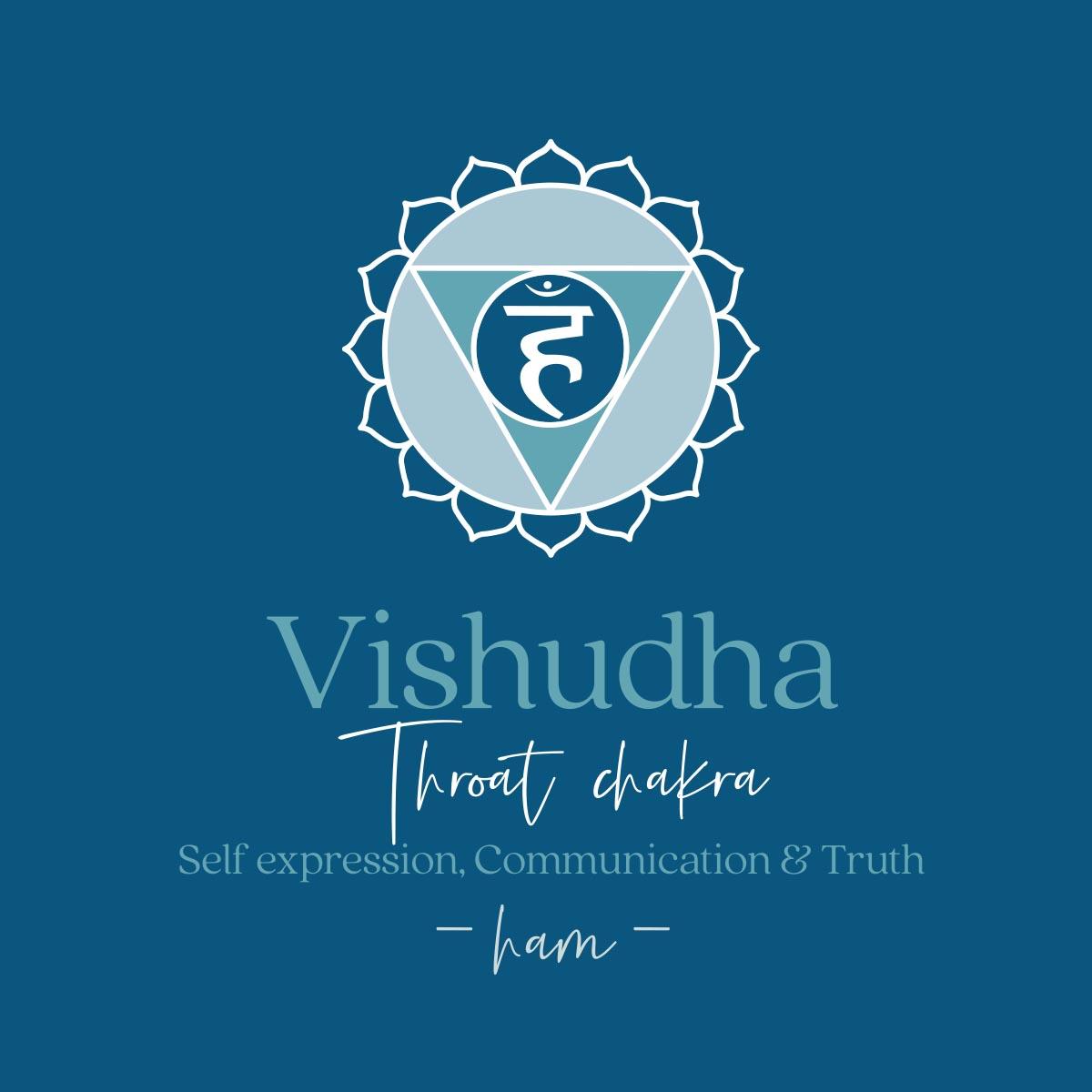 Vishudha symbol